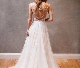 Beach Wedding Dresse..