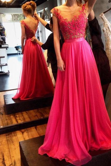 Red Floor-Length Charming Prom Dresses,Sheath Floor-Length Evening Dresses, Prom Dresses, Real Made Halter Prom Dresses On Sale,Charming Prom Dress,Prom Dress for Formal ,Chiffon Prom Dress