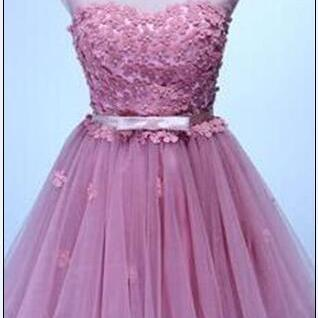 Charming Homecoming Dresses, Appliques Homecoming Dresses, Organza Homecoming Dresses, Cheap Homecoming Dresses, Juniors Homecoming Dresses